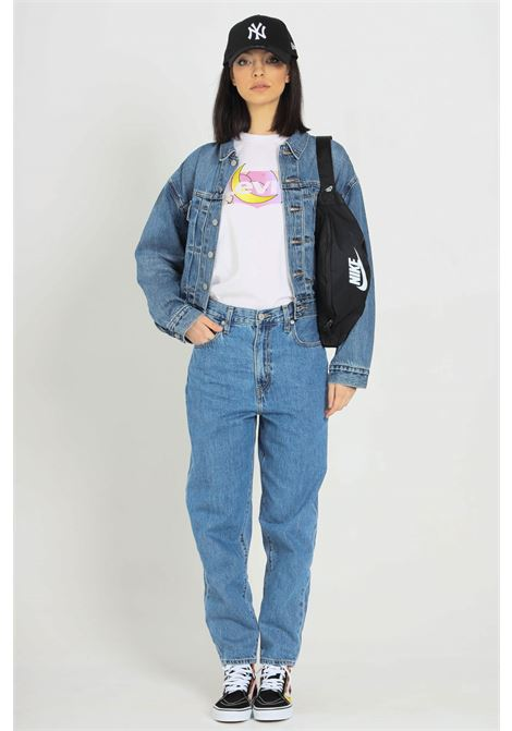 High-waisted boy jeans LEVI'S | Jeans | 17847-00040004