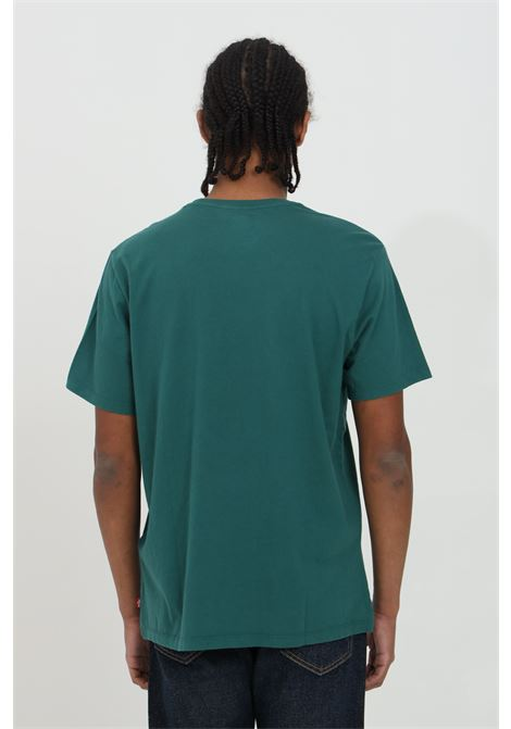 Green t-shirt in pure cotton with smart logo on the chest. Comfortable model. Levi's  LEVI'S | T-shirt | 22489-03250325