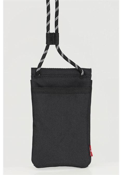 Sport bag unisex nero levi's, portacellulare LEVI'S | Sport Bag | 233126-00208059