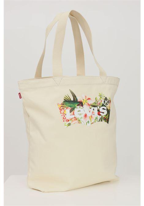 Beige sea bag without closure. Levi's  LEVI'S | Bag | 233308-00006021