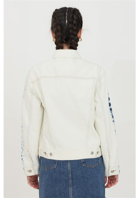 Denim jacket with front buttons, over size model. Levi's  LEVI'S | Jacket | 29944-01470147
