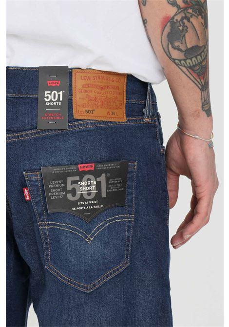 Shorts uomo denim levi's 501 original LEVI'S | Shorts | 36512-00920092