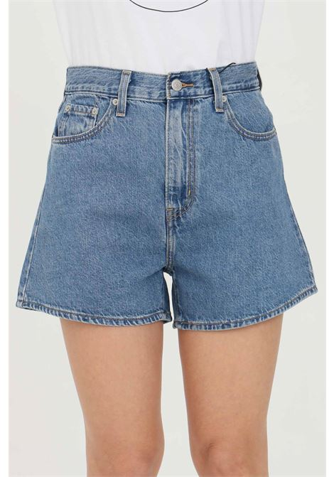 501 shorts with high waist LEVI'S | Shorts | 39451-00020002