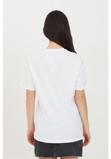 White logo tee t-shirt with front logo print, short sleeve. Levi's LEVI'S | T-shirt | 39636-00000000
