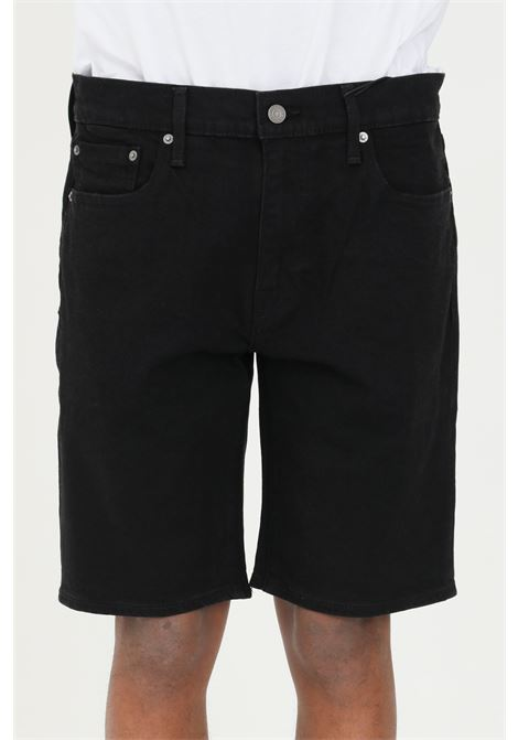 Shorts standard lets go uomo nero levi's casual LEVI'S | Shorts | 39864-00370037