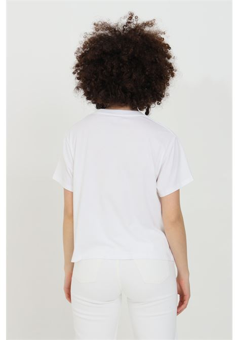 White perfect tee with front logo print, short sleeve. Regular fit. Levi's LEVI'S   T-shirt   69973-01530153