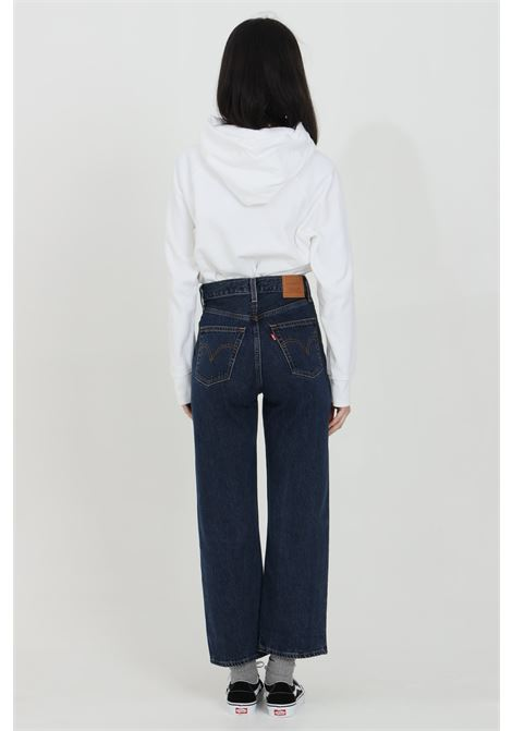 Jeans ribcage straight ankle a sigaretta LEVI'S | Jeans | 72693-00720072