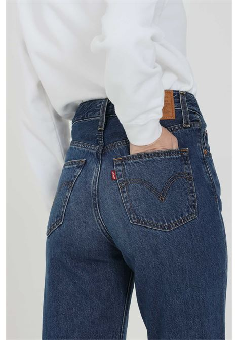 High waist jeans with straight bottom LEVI'S | Jeans | 72693-00790079