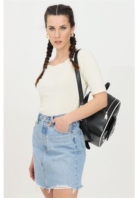 Original high waisted skirt with fringed bottom LEVI'S | Skirt | 77882-00400040
