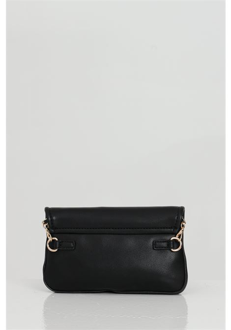 Black pouch in pu with chain and contrasting details. You can also wear it with shoulder strap or hand. Liu jo LIU JO | Pouch | AA1081E004022222