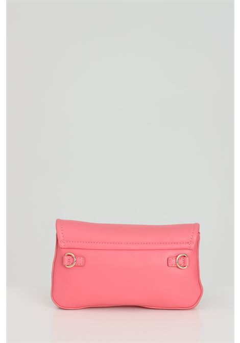 Fuchsia pouch in pu with chain and contrasting details. You can also wear it with shoulder strap or hand. Liu jo LIU JO | Pouch | AA1081E004061620