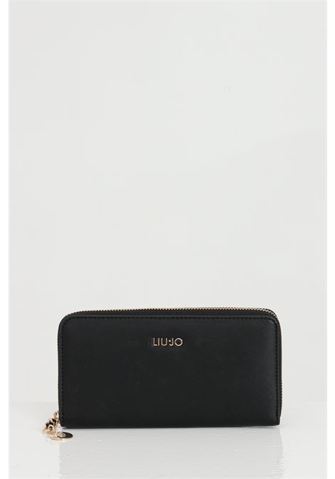 Large wallet closed with zip LIU JO | Wallet | AA1082E004022222