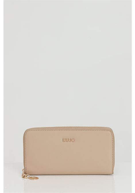 Large wallet closed with zip LIU JO | Wallet | AA1082E004061310