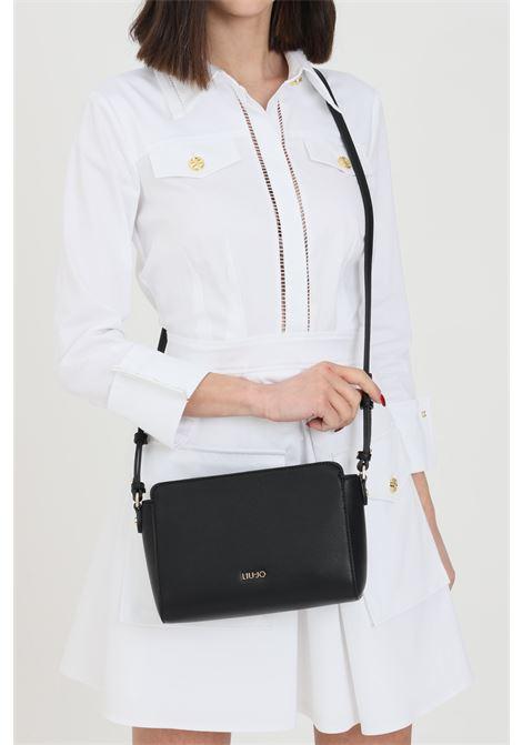 Bag with shoulder strap and zip closure LIU JO | Bag | AA1188E001722222