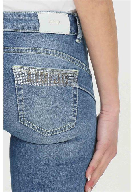 Monroe Jeans Skinny Fit LIU JO | Jeans | UA1006D444878162