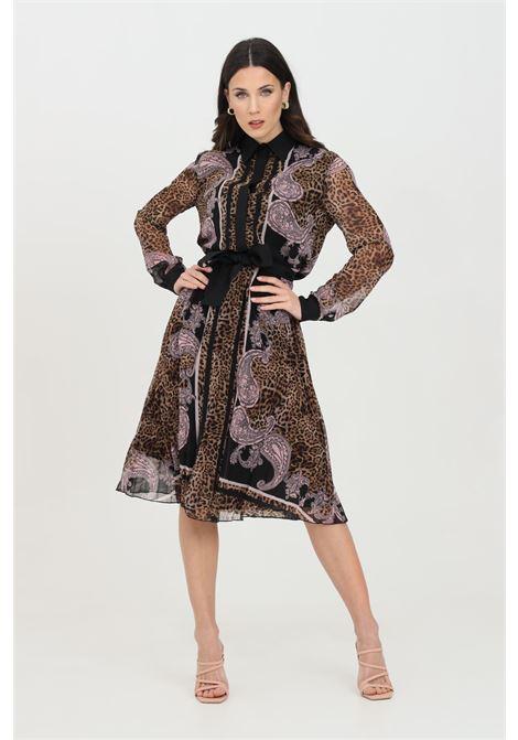 Vestito chemisier con cintura LIU JO | Abiti | WA1159T4842T9679