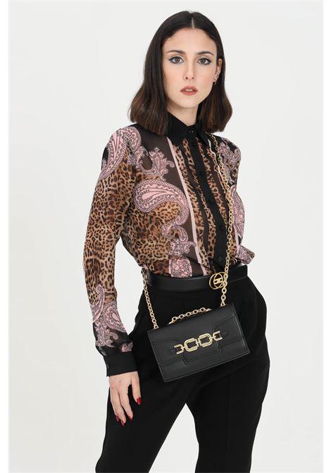 Camicia donna multicolor liu jo in georgette stampata LIU JO | Camicie | WA1160T4842T9679