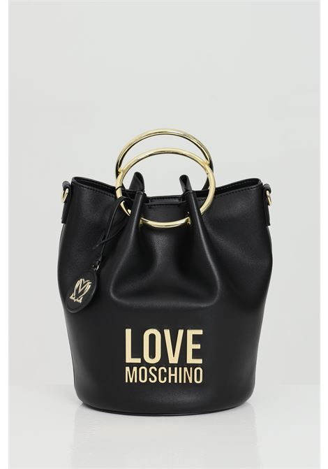 Bag with laces closure LOVE MOSCHINO | Bag | JC4105PP1C-LJ000A