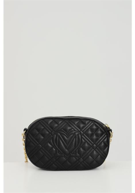 Black bag with shoulder strap. Love moschino LOVE MOSCHINO | Bag | JC4207PP0C-KA0000