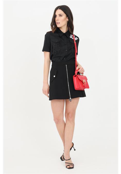 Black casual shorts. Love moschino LOVE MOSCHINO | Shorts | W157580E2245C74