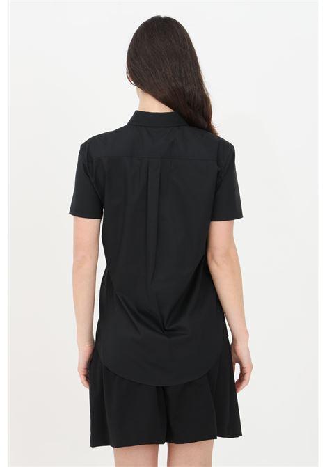 Black casual shirt. Love moschino LOVE MOSCHINO | Shirt | WCE0601S3296C74