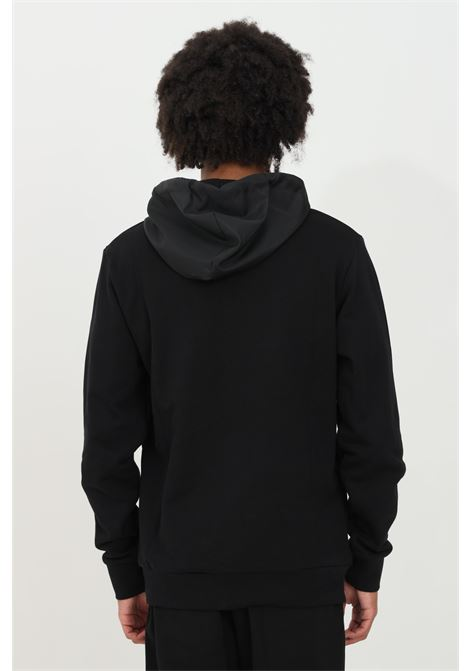 Hoodie and studs on the front MAISON 9 PARIS | Sweatshirt | M9F2100NERO