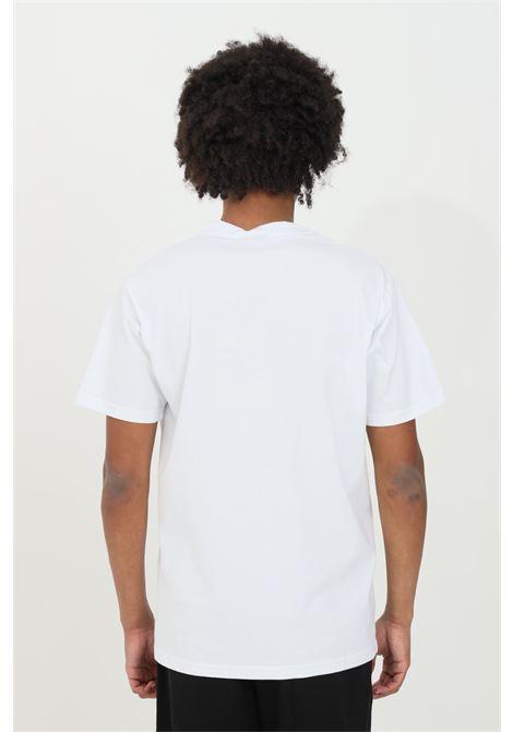 T-shirt with maxi patch on the front MAISON 9 PARIS | T-shirt | M9M2227BIANCO
