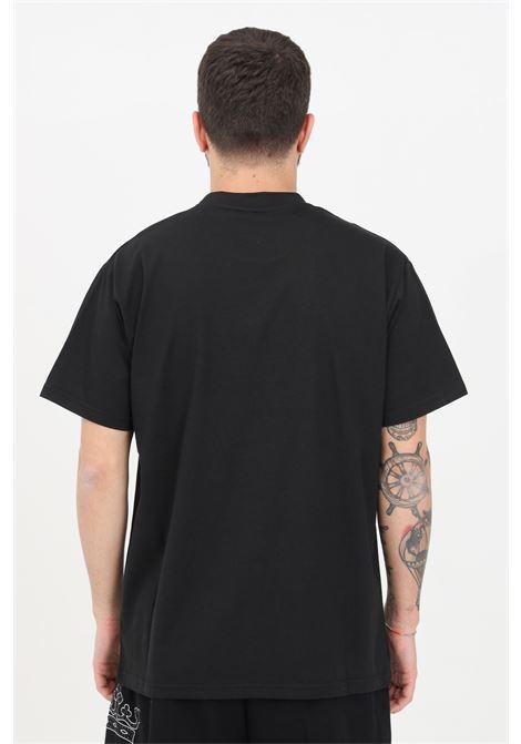 Men's short sleeve black t-shirt maison 9 paris MAISON 9 PARIS | T-shirt | M9M2235NERO