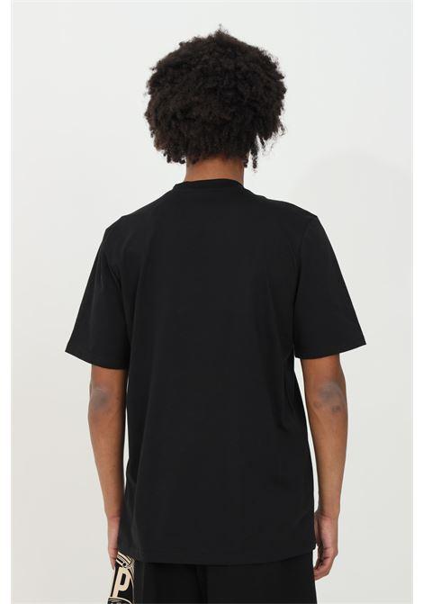 T-shirt with lettering applications MAISON 9 PARIS | T-shirt | M9M2242nero