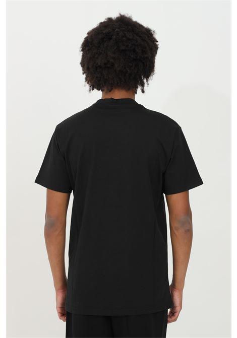 T-shirt with maxi patch on the front MAISON 9 PARIS | T-shirt | M9M2259NERO