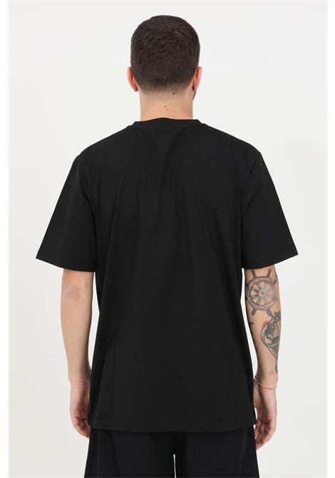 Black t-shirt, short sleeve. Maison 9 paris MAISON 9 PARIS | T-shirt | M9M2260NERO-NERO