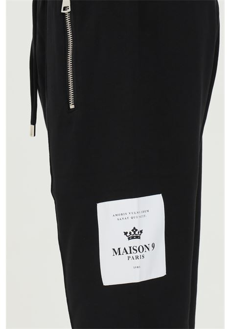 MAISON 9 PARIS | Pants | M9P4094NERO