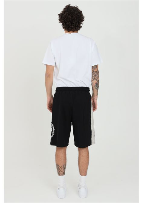 Black shorts, casual model. Brand: Maison 9 paris  MAISON 9 PARIS | Shorts | M9S5057NERO