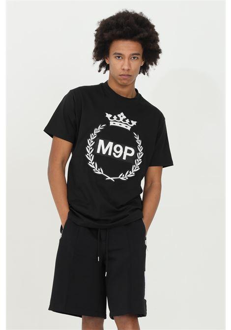Shorts with elastic waist.  MAISON 9 PARIS | Shorts | M9S5064NERO