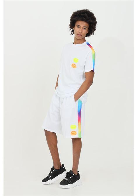 Shorts with elastic waist MAISON 9 PARIS | Shorts | M9S5078BIANCO