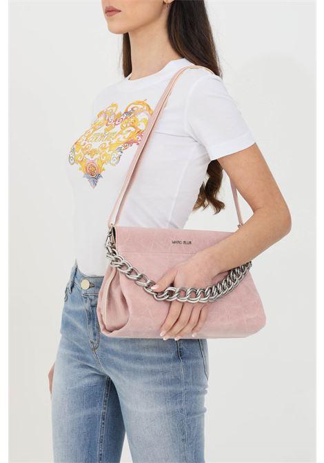 Pink debra bag with chain shoulder strap, closure with magnet and zip. Inner pocket. Marc ellis MARC ELLIS | Bag | DEBRA-VINTAGECIPRIA
