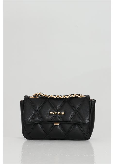 Bag with shoulder strap characterized by quilted effect  MARC ELLIS | Bag | DESDEMONA-SNERO