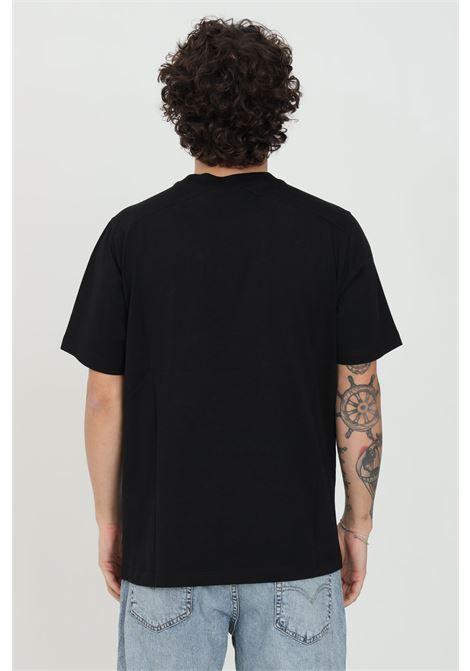 T-shirt uomo nero Ma.strum a manica corta modello girocollo MA.STRUM | T-shirt | MAS8371M000