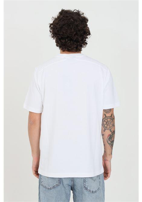 T-shirt uomo bianco Ma.strum a manica corta modello girocollo MA.STRUM | T-shirt | MAS8371M100