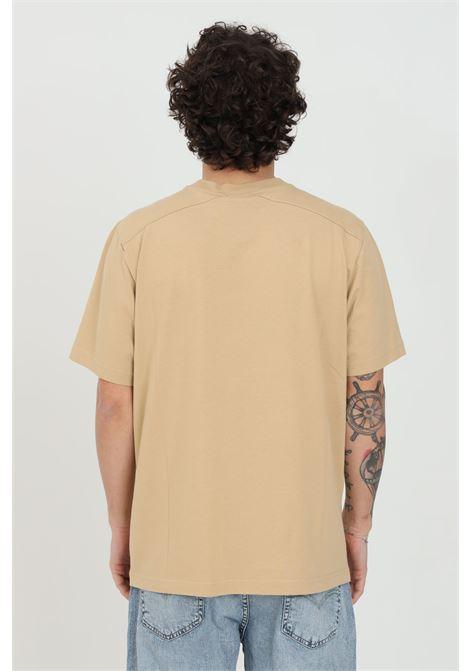 T-shirt uomo beige Ma.strum a manica corta modello girocollo MA.STRUM | T-shirt | MAS8371M218