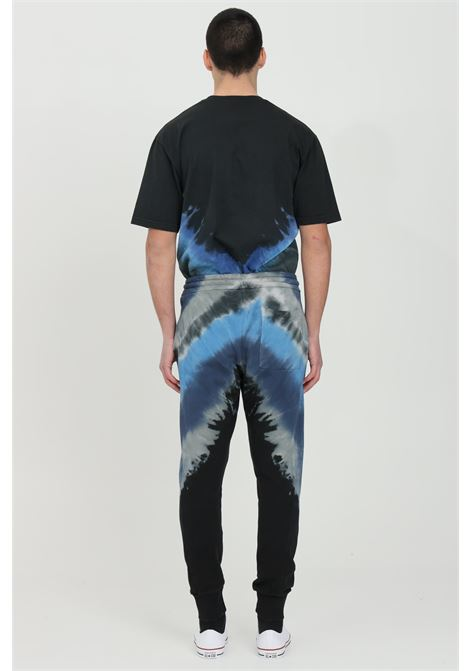 Pants lightweight jumpsuit blue Albatross jogger  MAUNA-KEA | Pants | MKU228SA2118