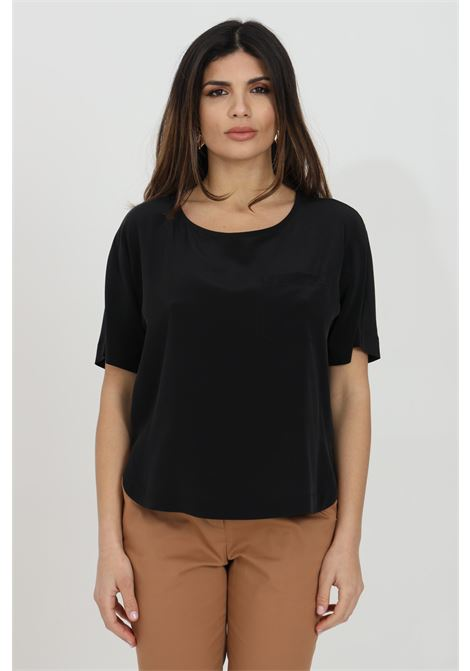 Blouse in solid color, over size model MAX MARA | Blouse | 61110211600002