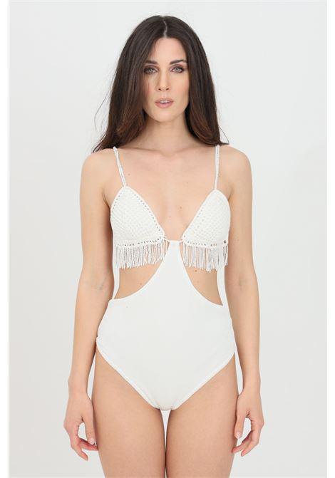 Beachwear trikini moonlight costume donna bianco me fui bikini ME FUI | Beachwear | M21-0053WHWH
