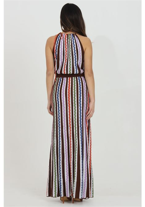 knitted dress with multicolored pattern. Missoni MISSONI | Dress | 2DG00576-2K008SS00H9