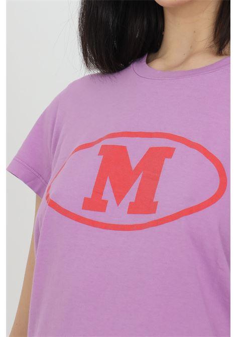 T-shirt basic con logo oro sul fronte MISSONI | T-shirt | 2DL00086-2J005F63520