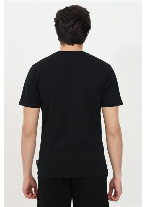 T-shirt girocollo con logo sul fronte MOSCHINO | T-shirt | A192281250555
