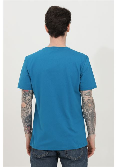 T-shirt girocollo con logo in dimensioni ridotte sul fronte NAPAPIJRI | T-shirt | NP0A4EW8BC91BC91