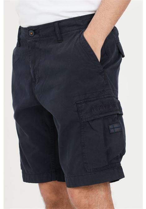 Blue casual shorts napapijri NAPAPIJRI | Shorts | NP0A4F5U17611761