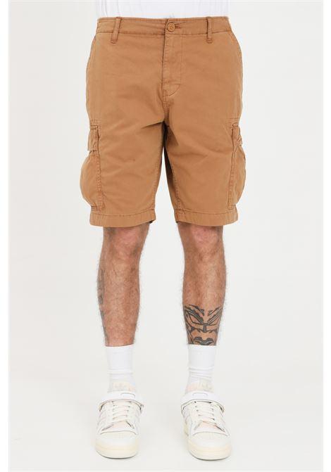 Beige casual shorts napapijri NAPAPIJRI | Shorts | NP0A4F5UNC61NC61