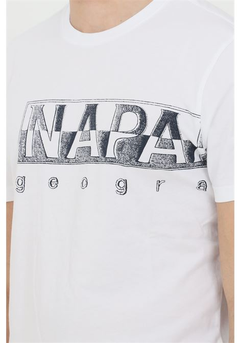 T-shirt a manica corta Sallar Logo NAPAPIJRI | T-shirt | NP0A4F9N00210021